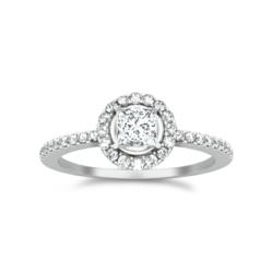 1 Carat Diamond Engagement Rings are available on sale at JewelOcean.com