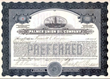 Palmer Union Oil Company Stock Certificate