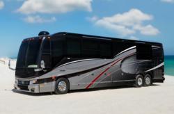 Custom motor coach manufacturer liberty coach 40th for Motor coach manufacturers list