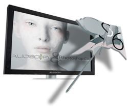 Alioscopy 'No-glasses' 3D for Adobe Photoshop CS6 Extended