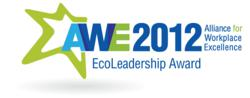 Foundation Financial Group EcoLeadership Winner AWE