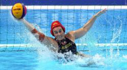 Australia enjoy first victory in London 2012 Water Polo Arena