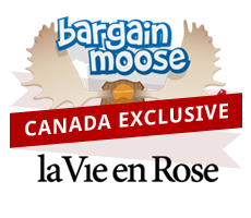 BargainMoose.ca and La Vie en Rose offer Exclusive Promotional Code for Canadians