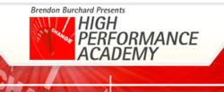 High Performance Academy by Brendon Burchard