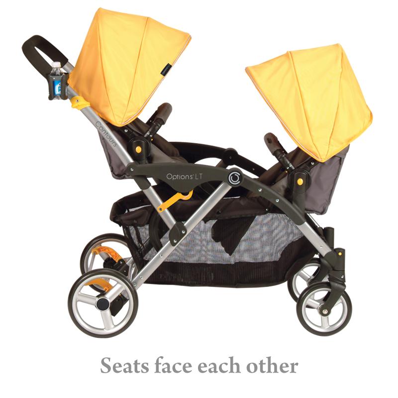 Contours Options LT Tandem Stroller Wins a 2012 National Parenting ...