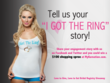 "MyKarnation.com ""I Got the Ring"" engagement story contest"