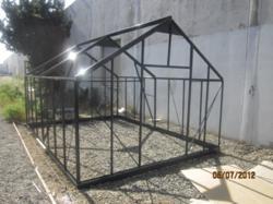 SuperCloset Outdoor Greenhouse Breaks Ground