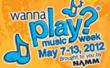 "The National Association of Music Merchants is celebrating its annual National Wanna Play Music Week (May 7-13) and May 8 is ""Tech Tuesday,"" saluting the leading digital apps, websites and tech produc"