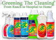 GTC Greening The Cleaning Products