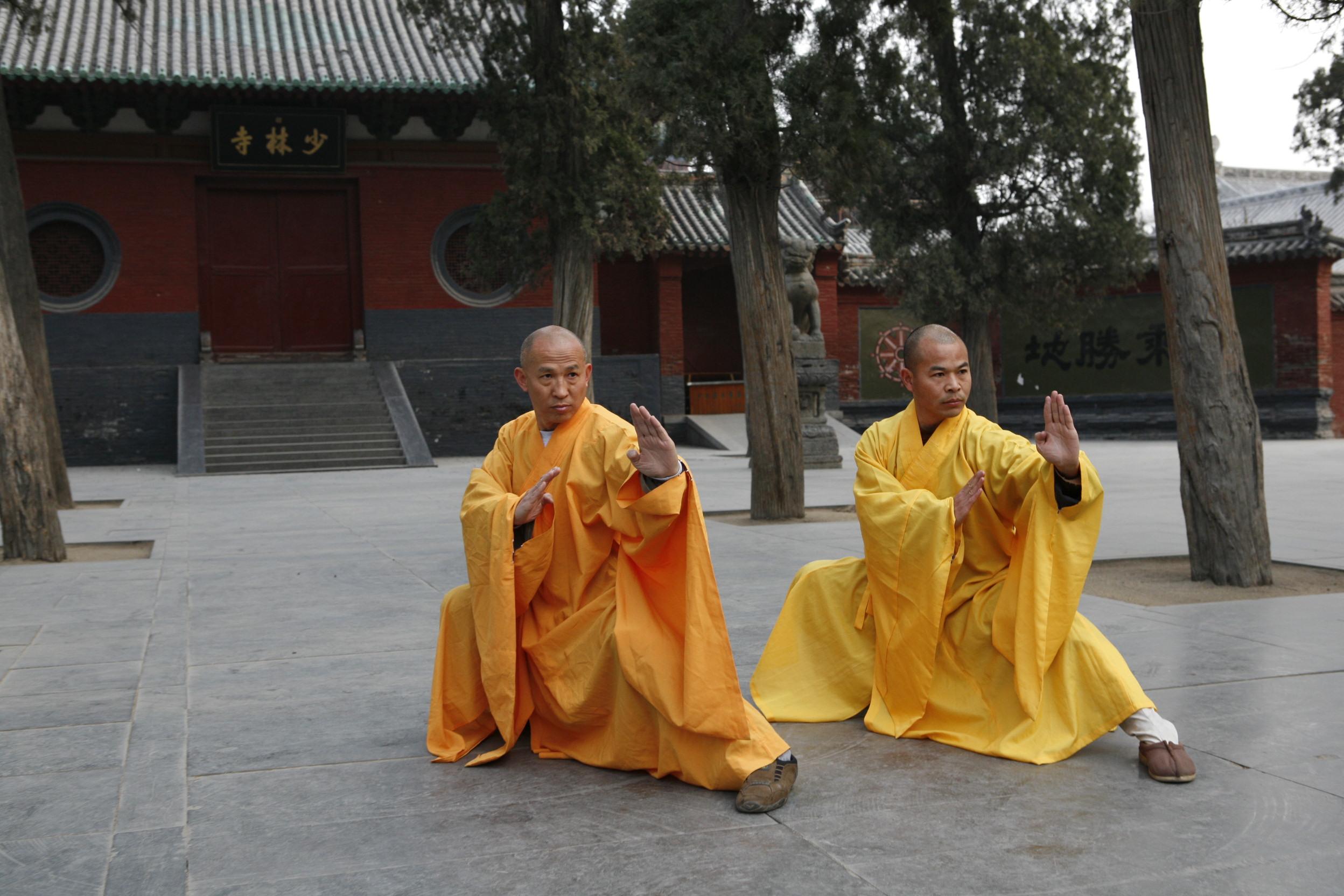 shaolin tempel kina resa