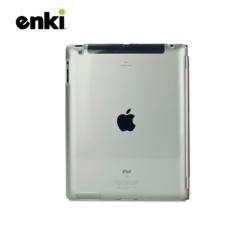 Clear Genius Case for New iPad by Enki - Made in America