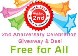 MacXDVD 2nd Anniversary Giveaway