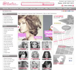 Industry leading hair extensions retailer launches new website pmusecretfo Gallery