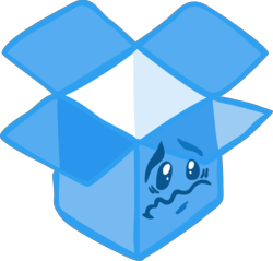 Dropbox is scared