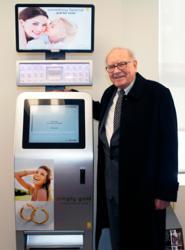 Jewelry Kiosk Warren Buffett