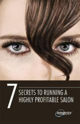 7 Secrets to Running a Highly Profitable Salon seminar series targeted towards hair salon owners and will be co-hosted with SalonCentric, the premier distribution partner to the professional salon community in the U.S.