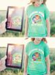 Watch your t-shirts come to life!