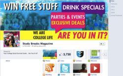 Facebook College Marketing