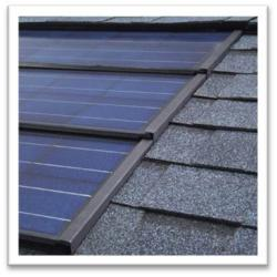 BIPV products designed for use with most residential roofing systems.
