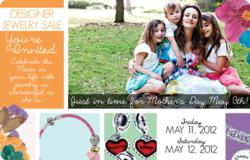 Leo Hamel Fine Jewelers' Mother's Day Event will take place Friday, May 11 and Saturday, May 12.