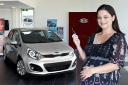 KIA Rio for Tennis Fan