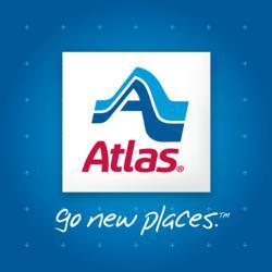 Atlas' Logo - Go New Places