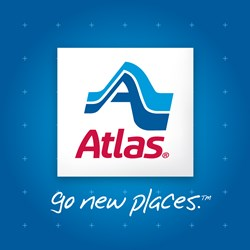 Atlas' New Brand Identity - Go New Places