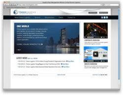 New Homepage of Choice Logistics