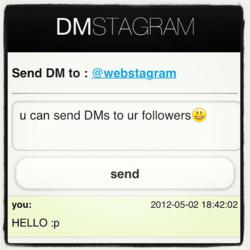 DM.Stagram - Direct Messaging Tool for Instagram Users