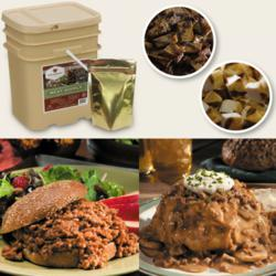 Wise Freeze Dried Meat