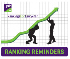 rankings for lawyers