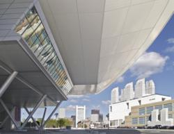 Boston Convention Center, with Kingspan Designwall™ 1000