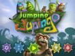 Jumping Jupingo Title Screen