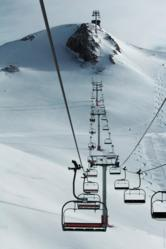 Valle Nevado's Andes Express