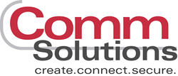 Comm Solutions logo