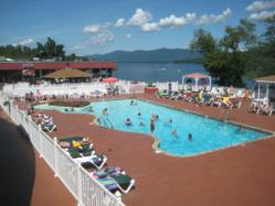 Georgian Resort, Lake George NY,