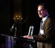 Daniel Burman at podium