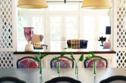 Caccoma Interiors dining room design project