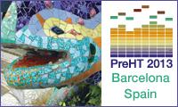 Barcelona PreHt 2013