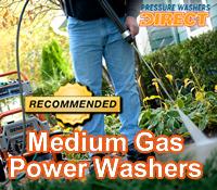 best medium gas pressure washer, top medium gas power washers