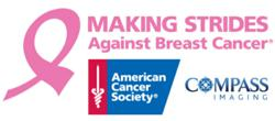 Compass Imaging Partners with Making Strides Against Breast Cancer