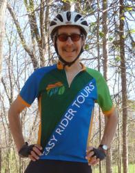 Easy Rider Tours director Jim Goldberg