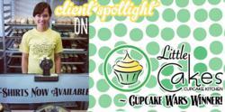 Cupcake Custom T-shirts