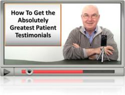 Dental Marketing Video Series