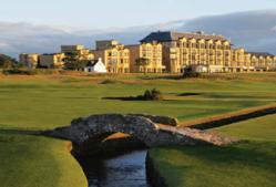 St Andrews Old Course package to include the Old Course Hotel