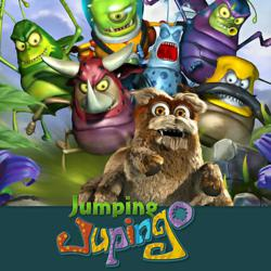 Jupingo and the bad bugs of earth
