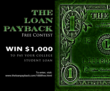 Win $1,000 Toward the Payback of Your College Loan
