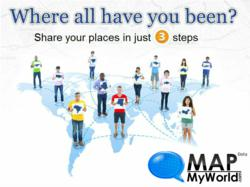Get Invites - MapMyWorld.com