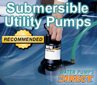 submersible utility pump, submersible utility pumps