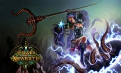Riftwalker, new hero from Heroes of Newerth, available today with new game mode, Mid Wars.